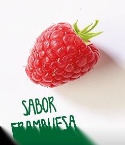 Producto sabor frambuesa - Colesterol