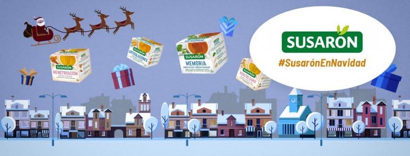 Susarón 845x321 - ¿Necesitas depurar tu organismo estas Navidades? Participa en nuestro concurso y... ¡gana salud!