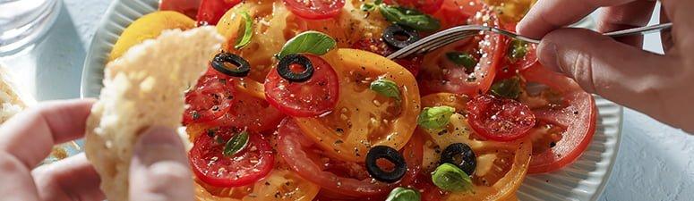 Comidas frescas, fáciles y completas para no complicarte este verano