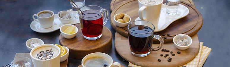 ¿Eres más de infusión o café?