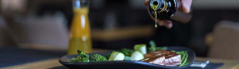 Alimentos para cuidar el colesterol