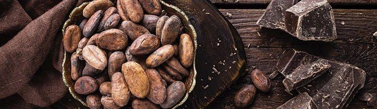 El chocolate negro, fuente de beneficios