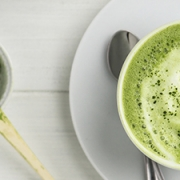 Té matcha y recetas saludables